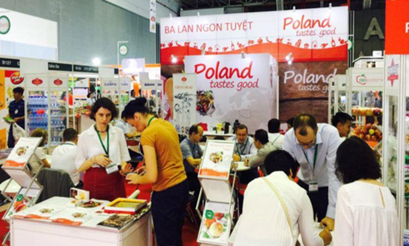 Food exhibition 2017 in Vietnam - Agrideco Vietnam Co., Ltd.