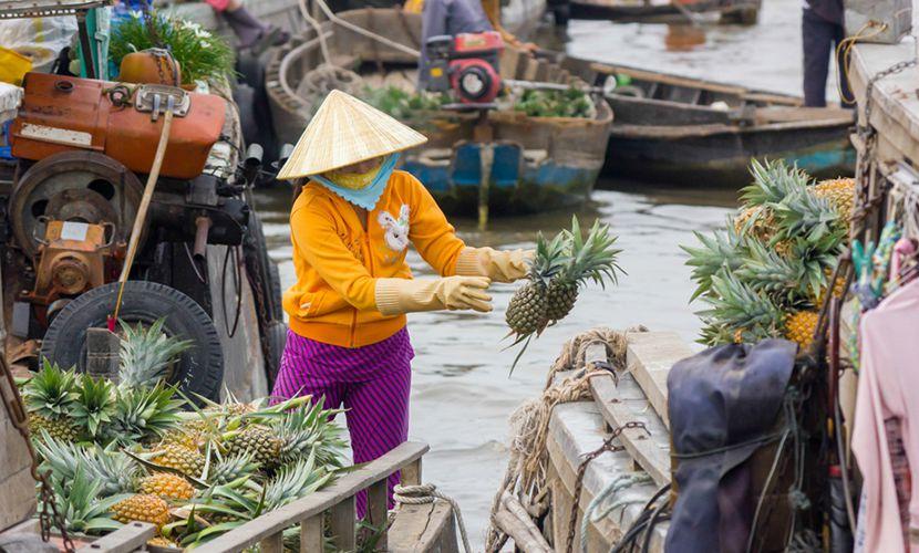 Food export from Vietnam