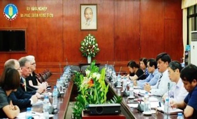 Agriculture cooperation between Vietnam and US