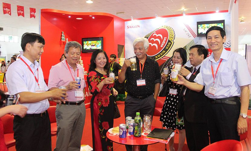 Vietfood & Beverage - Propack 2017 in Hanoi