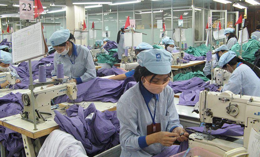 Trade surplus Vietnam and US