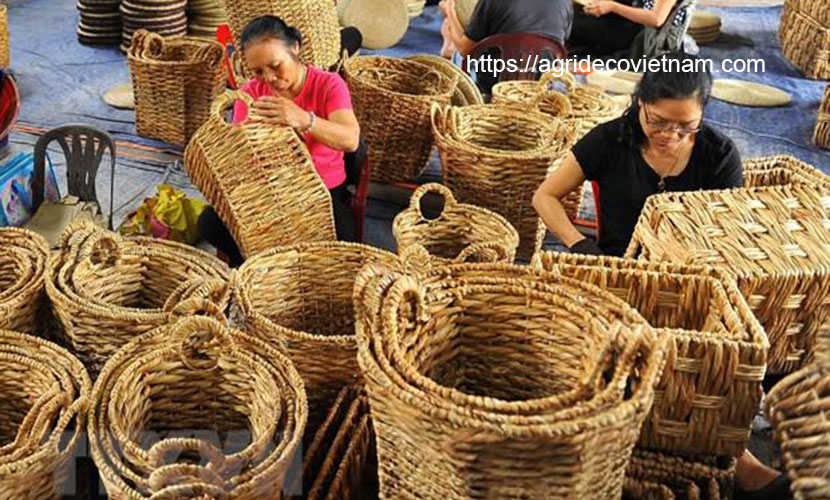 Rattan products from Vietnam