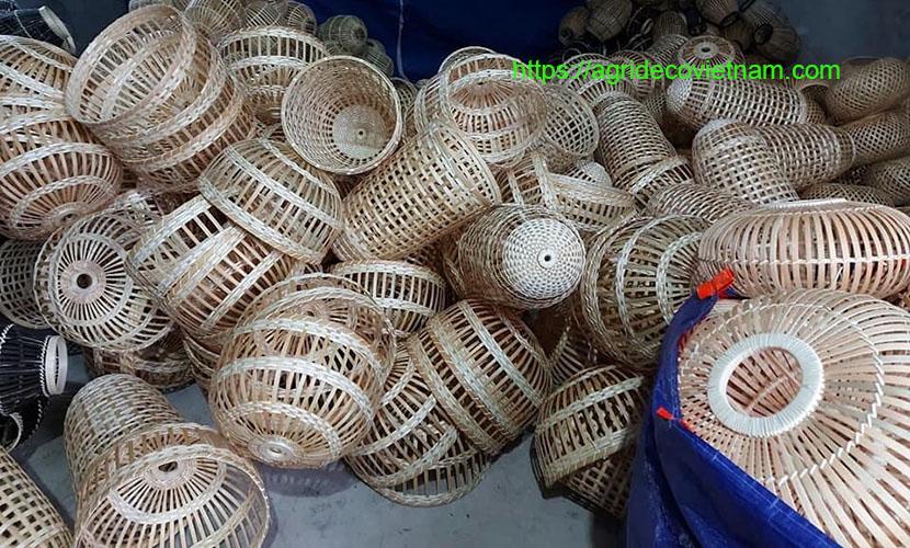 Vietanmese handicrafts: Rattan products