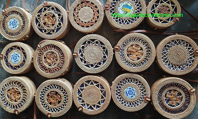 Vietnamese rattan products