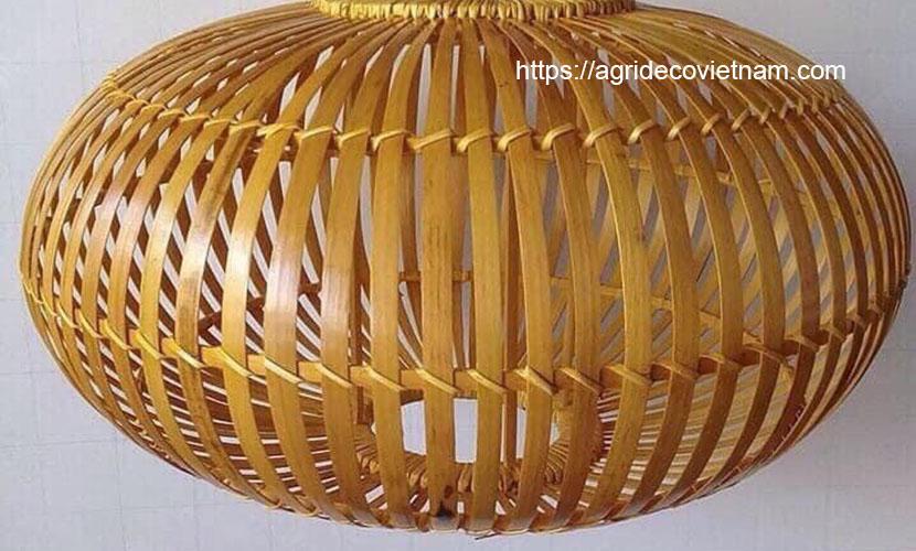 Rattan lampshade from Vietnam